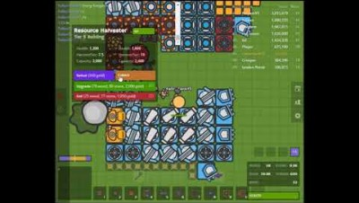 zombs.io anti-destroyer (troller) base + glitch!!