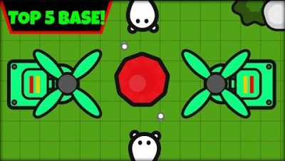 ZOMBS.IO TOP 5 BASES | BEST BASE EVER! | ZOMBS.IO AFK BASE (zombs.io update)