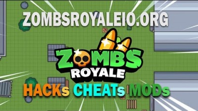 ZOMBSROYALE IO 2020 FREE HACKS & MODS Like CHEATS AIMBOT for 2020