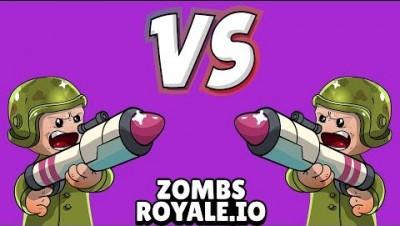 ZombsRoyale.io is 1vs1 SOLO - Pidyohago