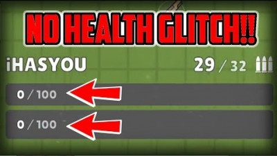 ZOMBSROYALE.IO NO HEALTH GLITCH!! // New Battle Royale .io Gameplay!!