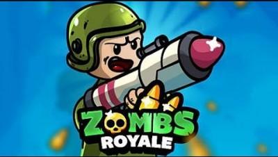 ZombsRoyale.io Zombies vs Pro LIVESTREAM - Fortnite.io