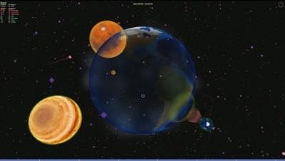 Zorb.io World Record 8,000 (Space.io)