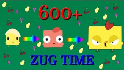 Zug Time (600+) || Nibbly.io